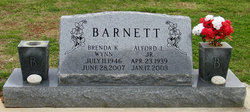 "Alford Lee ""Al"" Barnett, Jr"