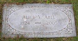 Alice V. Abel