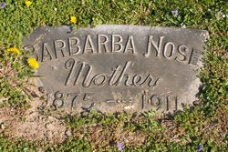 Barbarba Nose
