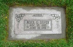 Alice Fannie <I>Godfrey</I> Silver