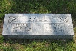 Tiney Mitchell Ball