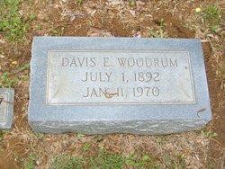 Davis E. Woodrum