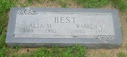 Alta May <I>Newman</I> Best