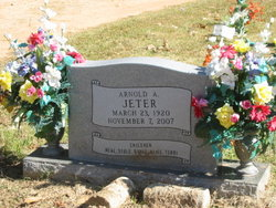 Arnold A. Jeter