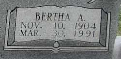 Bertha A Aigner