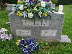 Alma Rae <I>Hollan</I> Phillips