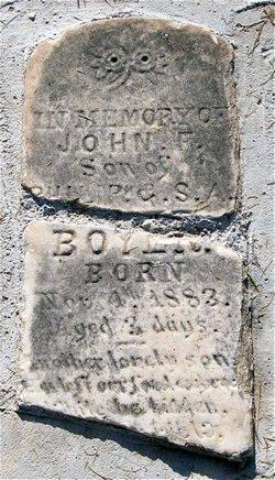 John F Boyer