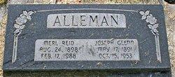 Joseph Glen Alleman