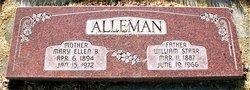 "Mary Ellen ""Nell"" <I>Bell</I> Alleman"
