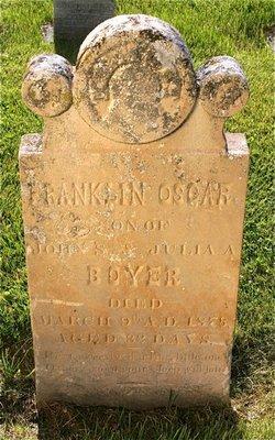 Franklin O Boyer