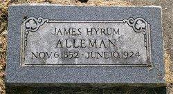 James Hyrum Alleman