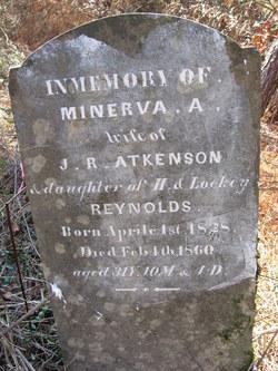Minerva A <I>Reynolds</I> Atkinson