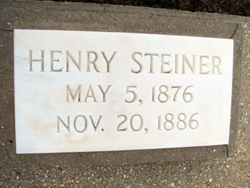 Henry Steiner