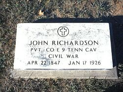 John Durk Richardson
