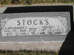 James Hendricks Stocks