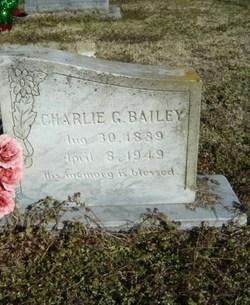 Charlie Green Bailey