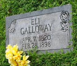 Augustus Eli Galloway