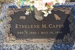 Ethelene M Capps