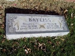 """Matilda May """"Tillie"""" <I>Allen</I> Bayliss"""