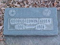 George Edwin Allen