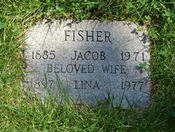 Lina <I>Waldstein</I> Fisher
