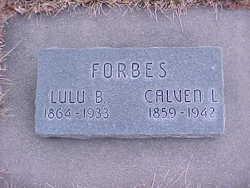 Calven L. Forbes