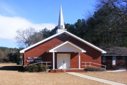 Holly Springs Baptist Church Cemetery
