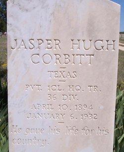 Jasper Hugh Corbitt