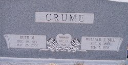 "William J. ""Bill"" Crume"