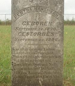 Bertha Hartmann