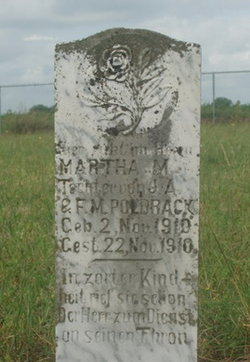 Martha M. Poldrack
