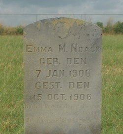Emma M. Noack