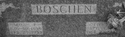 Maude Lydia <I>Bressler</I> Boschen