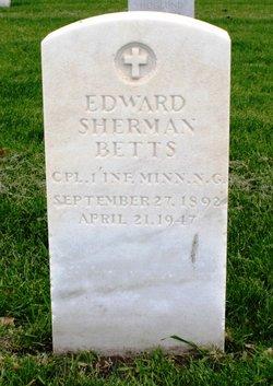 Edward Sherman Betts