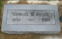 Georgia May <I>Givens</I> Botkin