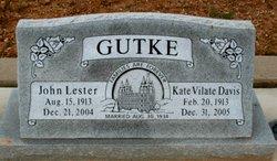 John Lester Gutke