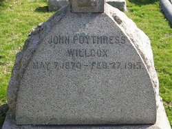 John Poythress Willcox