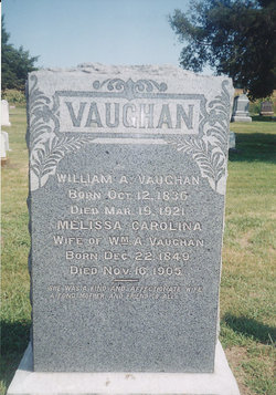 William A. Vaughan