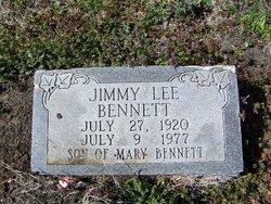 Jimmy Lee Bennett
