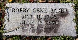 Bobby Gene Baker