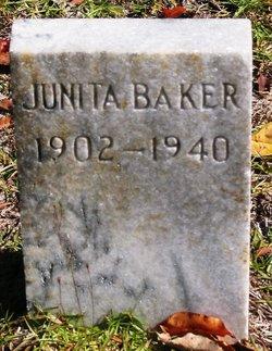 Junita <I>Collins</I> Baker
