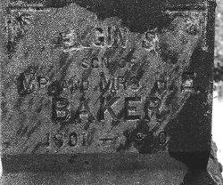 Elgin S. Baker