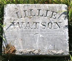 Lillie Esther <I>Waters</I> Watson