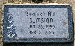 Barbara Ann Sumsion