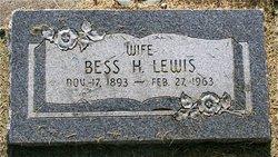 Bessie Houtz Lewis