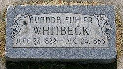 Ovanda Fuller Whitbeck