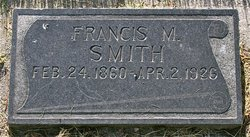 "Francis M. ""Frank"" Smith"