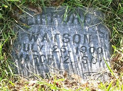 Clifford E Watson