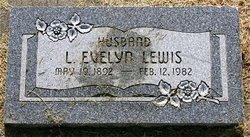 L Evelyn Lewis
