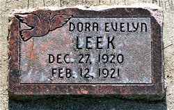 Dora E Leek
